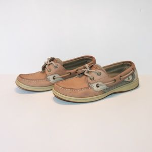 Sperry Women's Size 7 Top Sider Leather Loafers